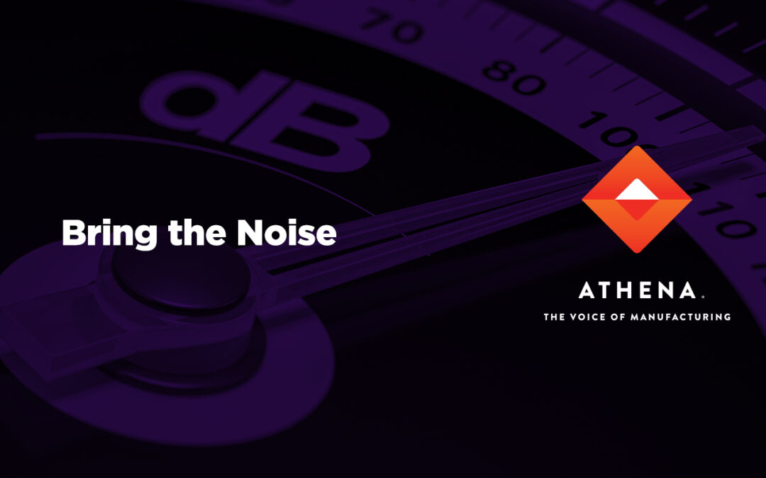 Bring the Noise: Athena, Voice Recognition and Loud Shop Floors